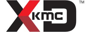 KMC XD Logo