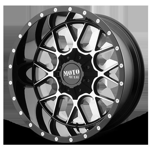 Wheel Moto Metal