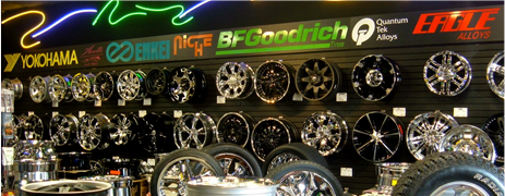 Banin's Wheels & Tires